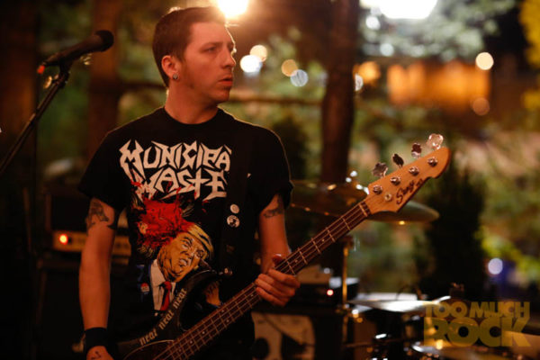 Steve Gardels   Photo: Too Much Rock