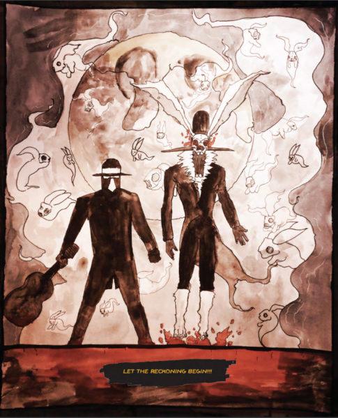FTRK comic book excerpt   Illustration: Patrick Quinn