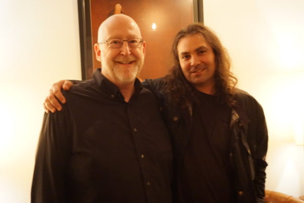 Adam Granduciel of War on Drugs + Jon Hart