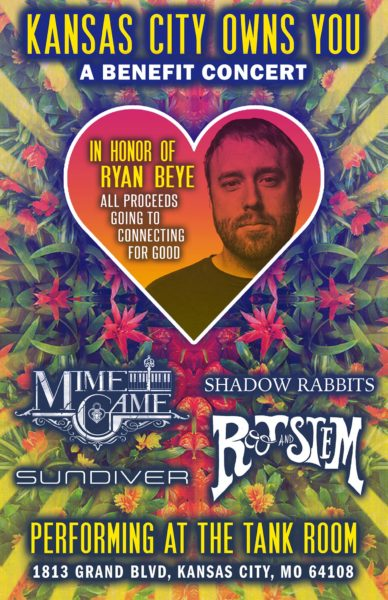 Ryan Beye Benefit Concert 2016